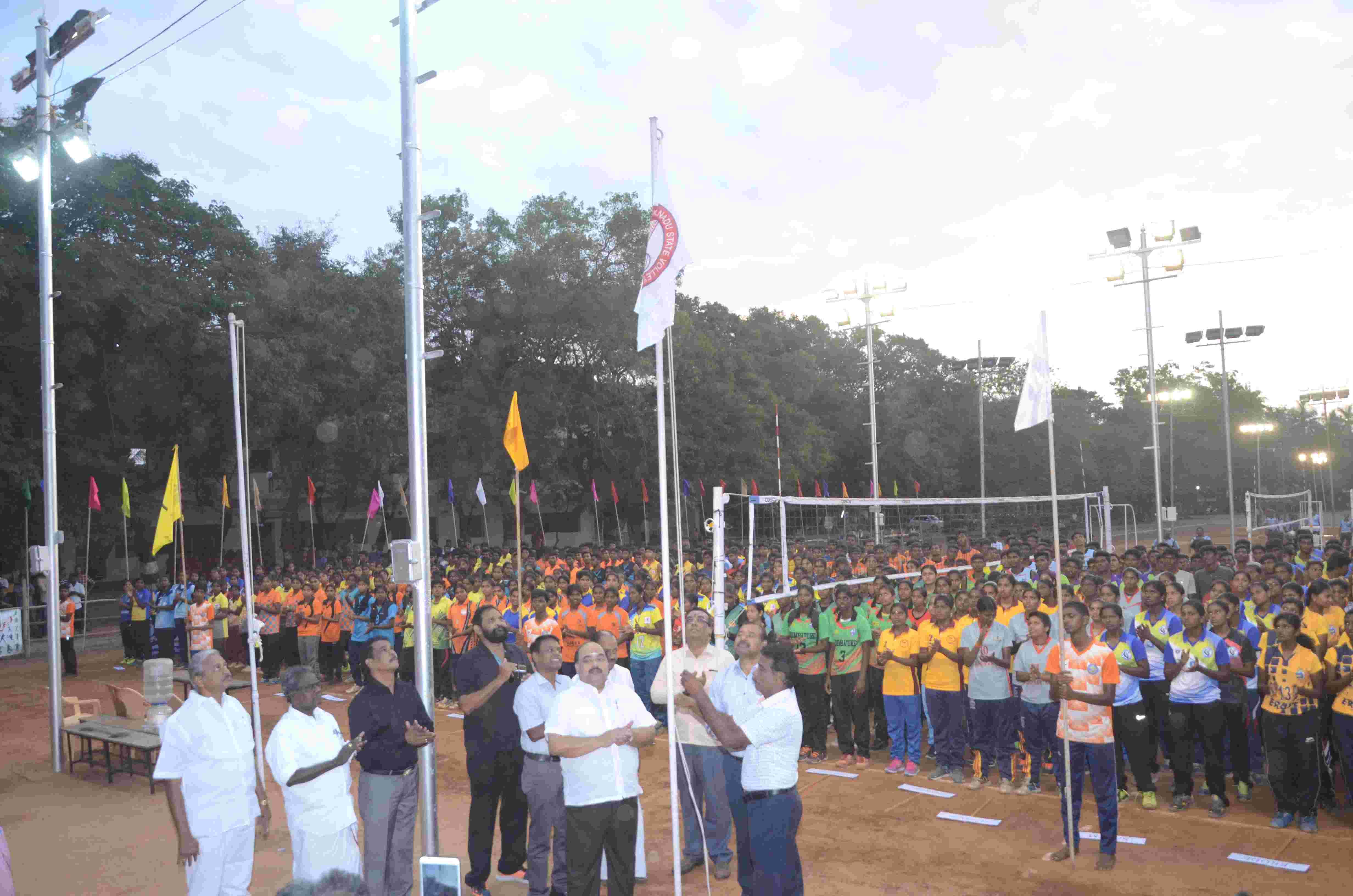 State Junior Championship 2020 Tiruvarur