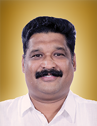 Dr. Pon Gowtham Sigamani  Member of Parliament